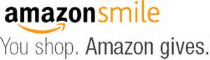 Amazon Smile You Shop. Amazon Gives